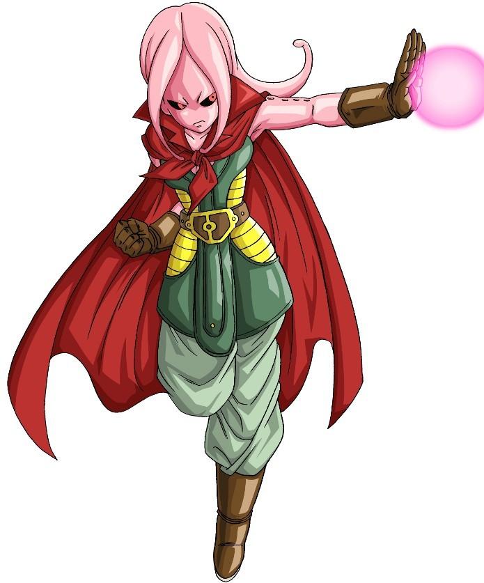 Dragon Ball Xenoverse permitirá criar seus próprios personagens, como essa Majin. (Foto: Divulgação)