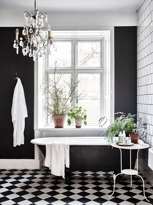 Casa Vogue Ama: tendência banheiros spa (Foto: Reprodução)