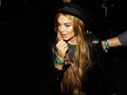 Veja fotos de Lindsay Lohan no Lollapalooza