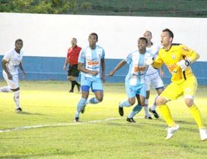 Penapolense x Londrina, jogo-treino de preparação para o Paulistão 2013 (Foto: Arquivo / Silas Reche / CA Penapolense)