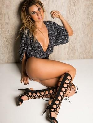 Fernanda Lacerda, Mendigata (Foto: Divulgação/Stúdio Woody-MF Models Assessoria))