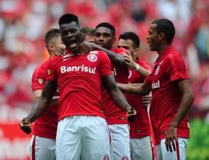 Paulão marca contra o São Paulo-RS