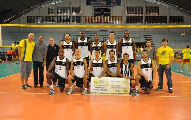 Botafogo Vôlei (Foto: CBV)