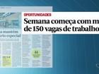 ES tem mais de 150 vagas de emprego nas agências do Sine