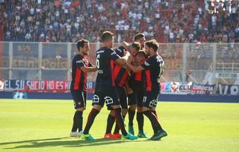 Na volta de Romagnoli, San Lorenzo bate Unión e assume vice-liderança