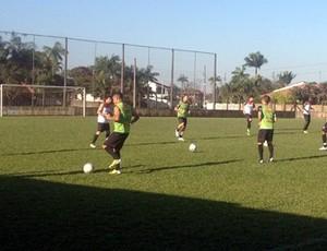 Joinville treino complexo esportivo (Foto: Divulgação/Joinville EC)