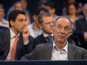 O presidente do PT, Rui Falcão (Foto: Flavio Moraes/G1)