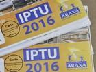 Prefeitura prorroga prazo para pagamento do IPTU em Araxá
