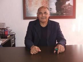 Prefeito de Monte Alegre, Sérgio Monteiro (Foto: Divulgação/Prefeitura de Monte Alegre)