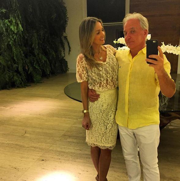Melissa Wilman e Otávio Mesquita (Foto: Reprodução/Instagram)