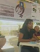 Confira campanha feita em Campina Grande  (Cheias de Charme / TV Globo)