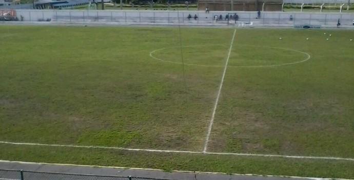 estádio Verdinho (Foto: Emanuele Madeira/GloboEsporte.com)