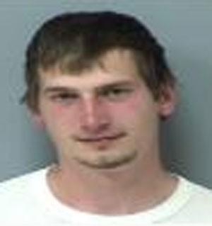 Nicholas Brian Critchlow roubou energéticos, pois queria ser preso (Foto: Divulgação/St. Johns County Sheriff's office)
