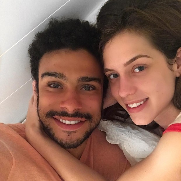 Sergio Malheiros e Sophia Abrahão (Foto: Reprodução/ Instagram)