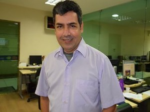 Rivando Gois vai assumir candidatura do PPS em Aracaju (Foto: Fredson Navarro / G1)