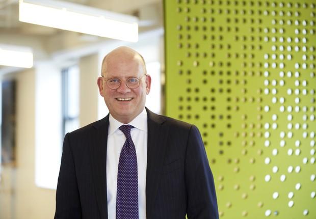John Flannery vai assumir a presidência da GE (Foto: Divulgação)