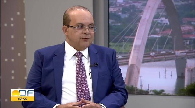 Governador eleito do DF, Ibaneis Rocha (MDB) promete tratar zona de livre comércio
