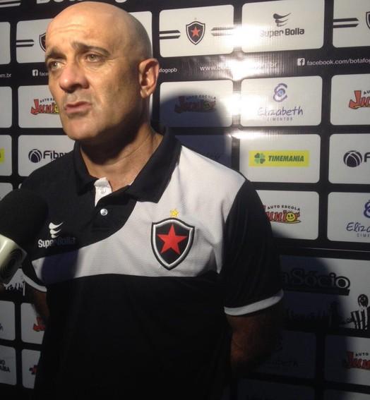 rei do  sertão (Divulgação / Botafogo-PB)
