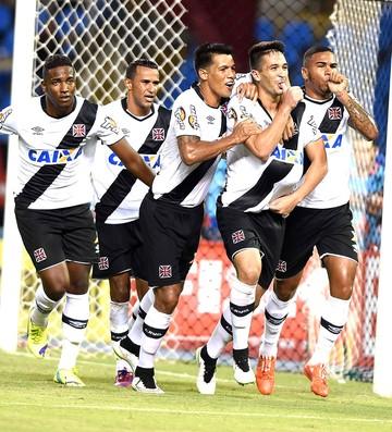 Luan Vasco X Fluminense (Foto: Andre Durão)