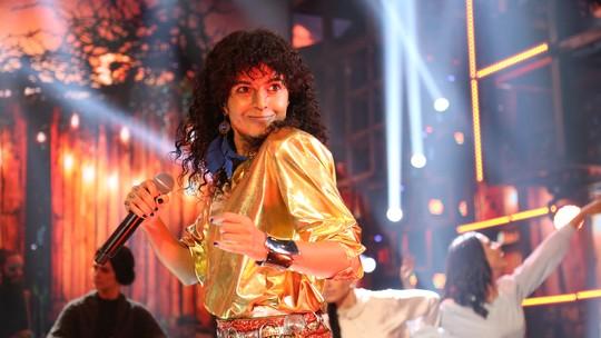 Emanuelle Araújo lidera ranking do 'Show dos Famosos'; veja notas!