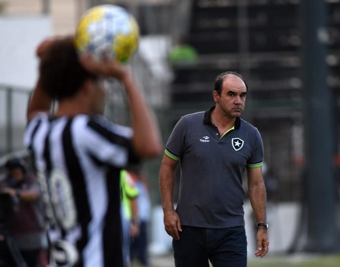 Botafogo x Flamengo Ricardo Gomes (Foto: André Durão)