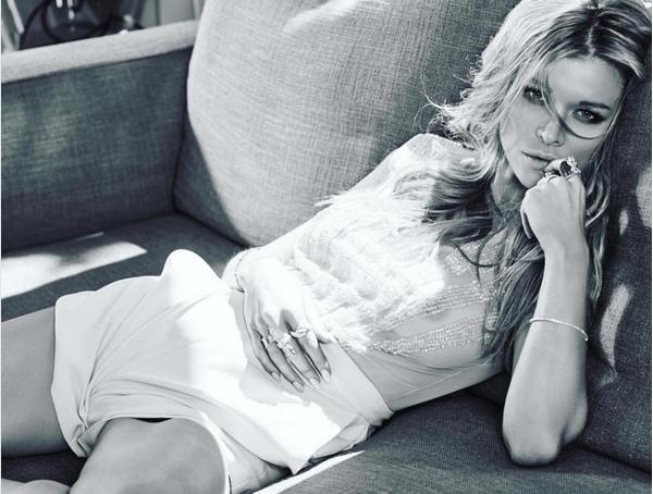 A ex-modelo polonesa Joanna Krupa (Foto: Instagram)