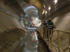Tatuzão termina escavação de túneis da Linha 4 do Metrô no Rio