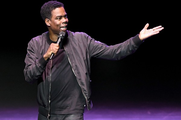 O ator Chris Rock (Foto: Getty Images)