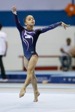 Flavia Saraiva (Foto: Ricardo Bufolin/CBG)