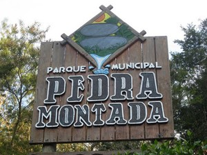 Pedra Montada está fechada para manutenção (Foto: Divulgação)