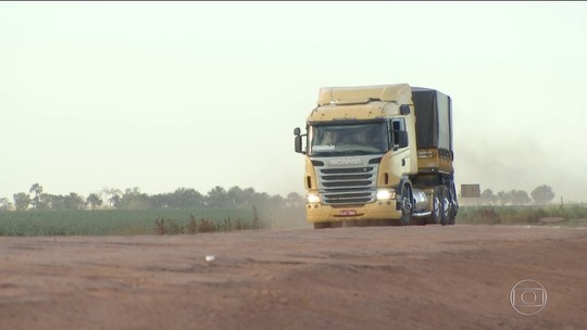 Estradas em péssimas condições podem dobrar preço do frete
