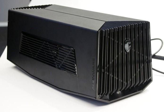 Amplificador promete dar ao laptop poder de desktop, em termos gráficos (Foto: Reprodução/TechTudo) (Foto: Amplificador promete dar ao laptop poder de desktop, em termos gráficos (Foto: Reprodução/TechTudo))