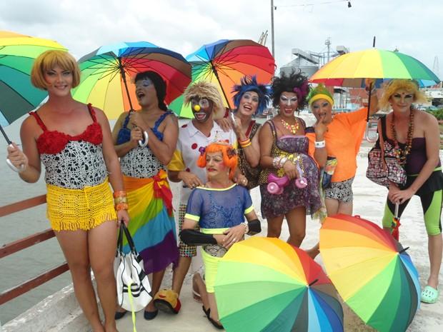 Pastoril Profano apresenta 'Deu a Mulesta no Cru…zeiro' (Foto: Edilson Alves/Divulgação)