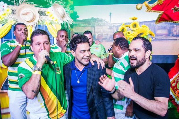 Luciano, Zezé  (Foto: Divulgação/Leandro Ribeiro)