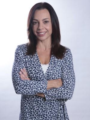 Carla Marins será Alice, mãe de Dinho e ex-mulher de Mario (Foto: Malhação / Tv Globo)