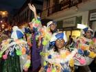 'Cortejos' marcam início do carnaval em São Luís
