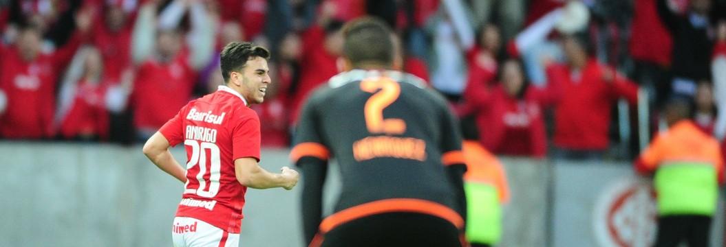 Veja os melhores momentos da  vitória colorada contra o Sport (Ricardo Duarte/Divulgação Inter)