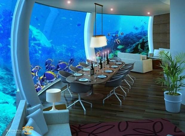 Jules Undersea Lodge (Foto: Divulgação)