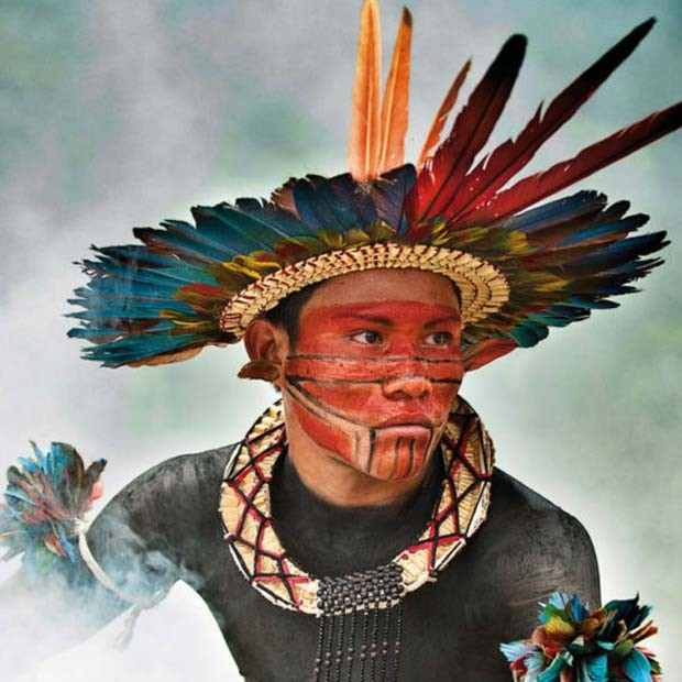 Indios Yanomami Artesanato ~ G1 Foto deíndio brasileiro vence concurso global notícias em Mundo