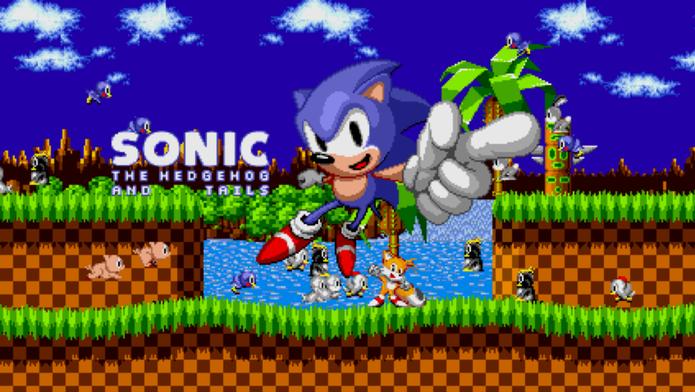 Sonic foi o grande mascote do Mega Drive (Foto: Divulgação/Sega)