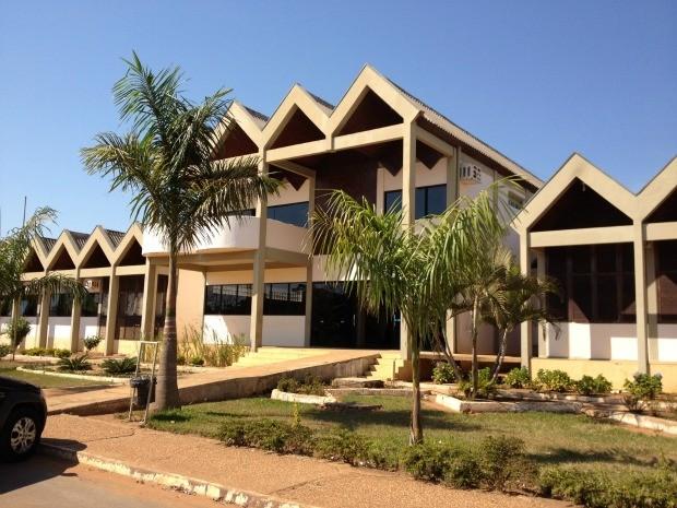 Campus de Vilhena é o primeiro a realizar a assembleia pública (Foto: Flávio Godoi/G1)