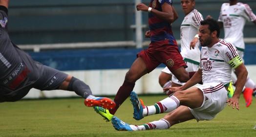 dividida (Nelson Perez/ Fluminense FC)