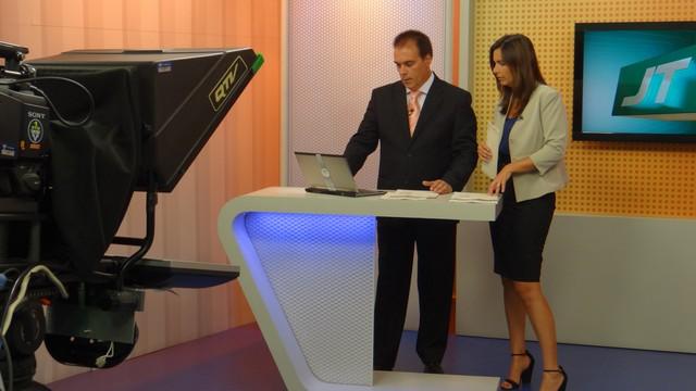 Tony Lamers e Vanessa Machado (Foto: Eder Pin)