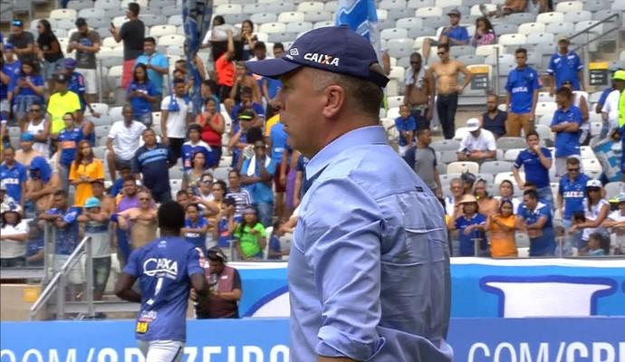 Mano Menezes; Cruzeiro (Foto: Reprodução/ Premiere)
