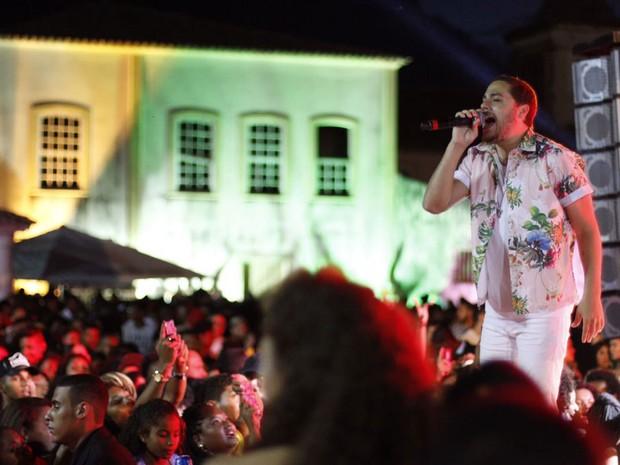 Jammil faz show no 'Natal do Humaitá' no dia 25 de dezembro (Foto: GB Souza/Divulgação)