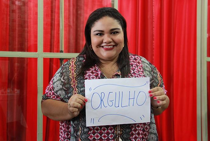 Ketlen Nascimento (Foto: Katiúscia Monteiro/ Rede Amazônica)