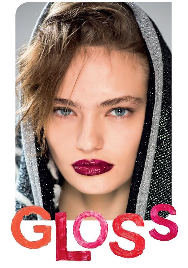 Maquiagem: Gloss está de volta em texturas e cores diferentes