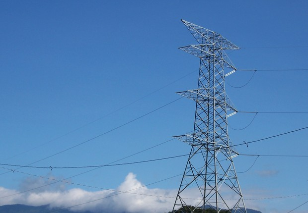 Linhas de transmissão de energia (Foto: Jose Conejo Saenz/sxc.hu)