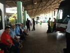 Bloqueio na BR prejudica passageiros e empresas em Porto Velho