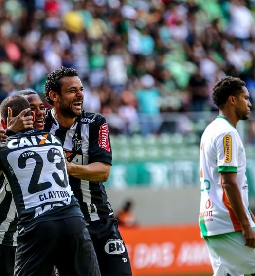 atuações (Bruno Cantini/ Flickr Atlético-MG)